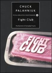 Fight club copertina del libro