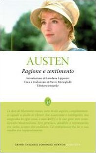 Ragione e sentimento - Jane Austen - Recensione libro