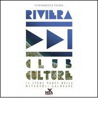 Riviera Club Culture copertina del libro