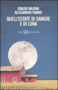 Quell'estate di sangue e di luna copertina del libro