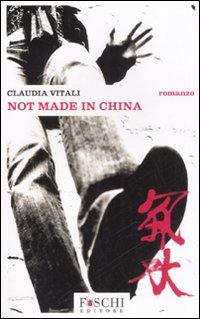 Not made in China copertina del libro