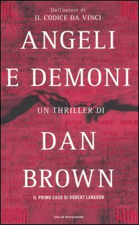 Angeli e Demoni di Dan Brown: dal libro al cinema