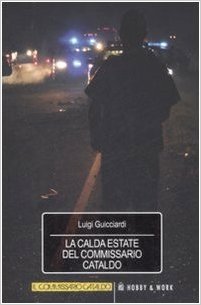 La calda estate del commissario Cataldo copertina del libro