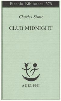 Club midnight copertina del libro
