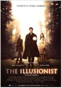 The illusionist copertina del libro