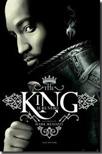 The king. Il re nero copertina del libro