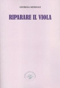 Riparare il viola copertina del libro
