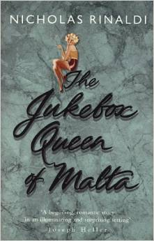 The jukebox queen of Malta copertina del libro