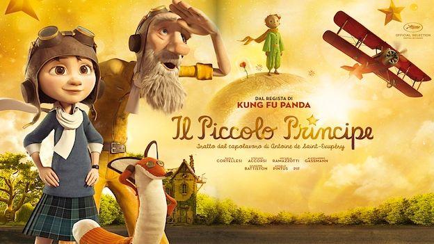 """Il Piccolo Principe"""": al cinema dal 1° Gennaio 2016 il film"""