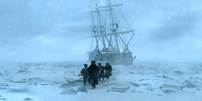 The Terror su Amazon Prime Video: ecco la serie tratta dal romanzo di Simmons