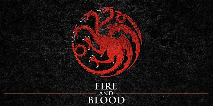 Fire and Blood: arriva il libro prequel di Game of Thrones