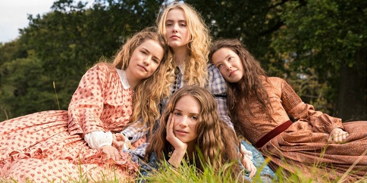 "Miniserie TV «Little Women» tratta dal romanzo ""Piccole donne"""