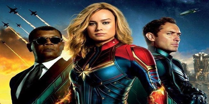 Captain Marvel: trama e trailer del film in arrivo al cinema