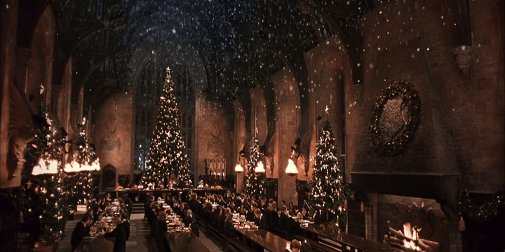 Natale a Hogwarts per i fan di Harry Potter: ecco dove e quanto costa