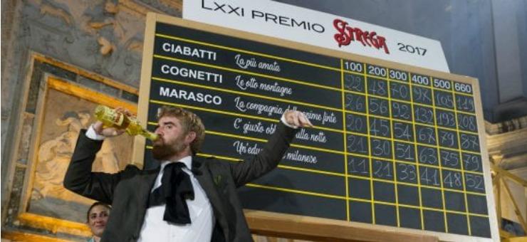 Premio Strega 2017: Paolo Cognetti conquista la vittoria con Le otto montagne